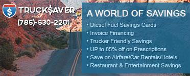 TruckSaver App